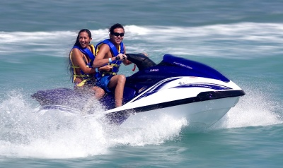 Water Sports in Jamaica!