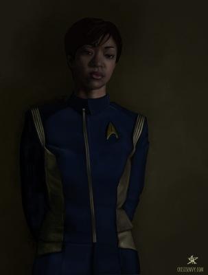 Star Trek Discoverys Michael Burnham