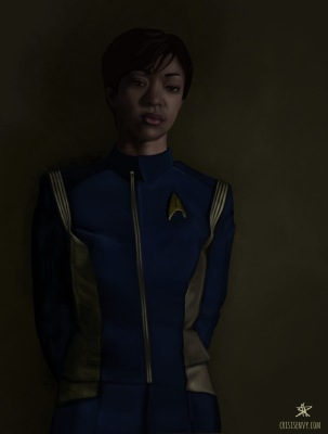 Star Trek Discoverys Michael Burnham