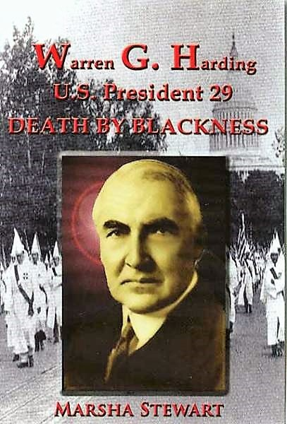 Warren G. Harding (Death by Blackness)   $8.99     E-Book Download