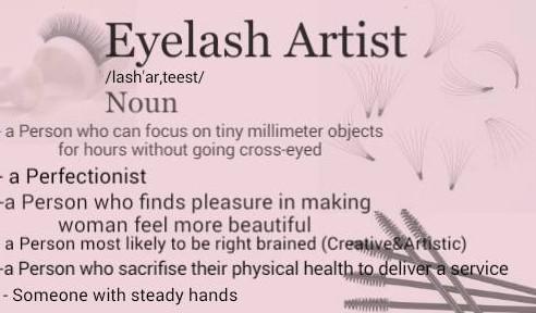 Eyelash Artist