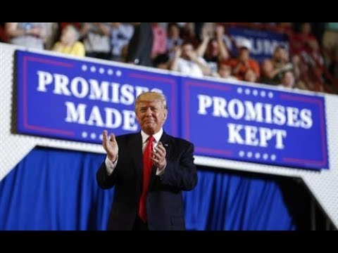 DRS REPORT: Trump - ( Promises Made - Promises Kept )