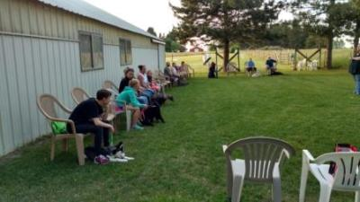 Outdoor Obedience classes