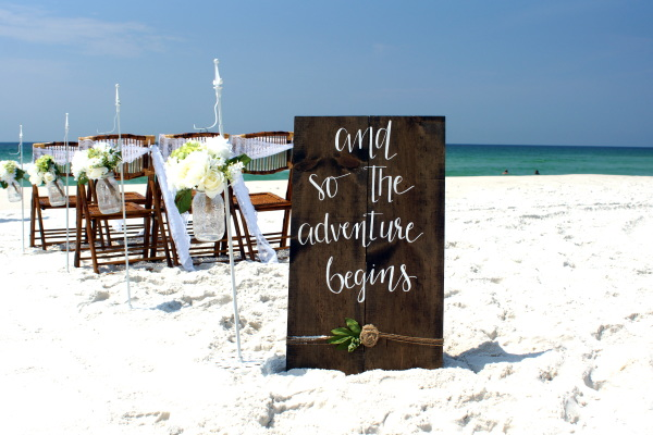 Panama City Beach Wedding.