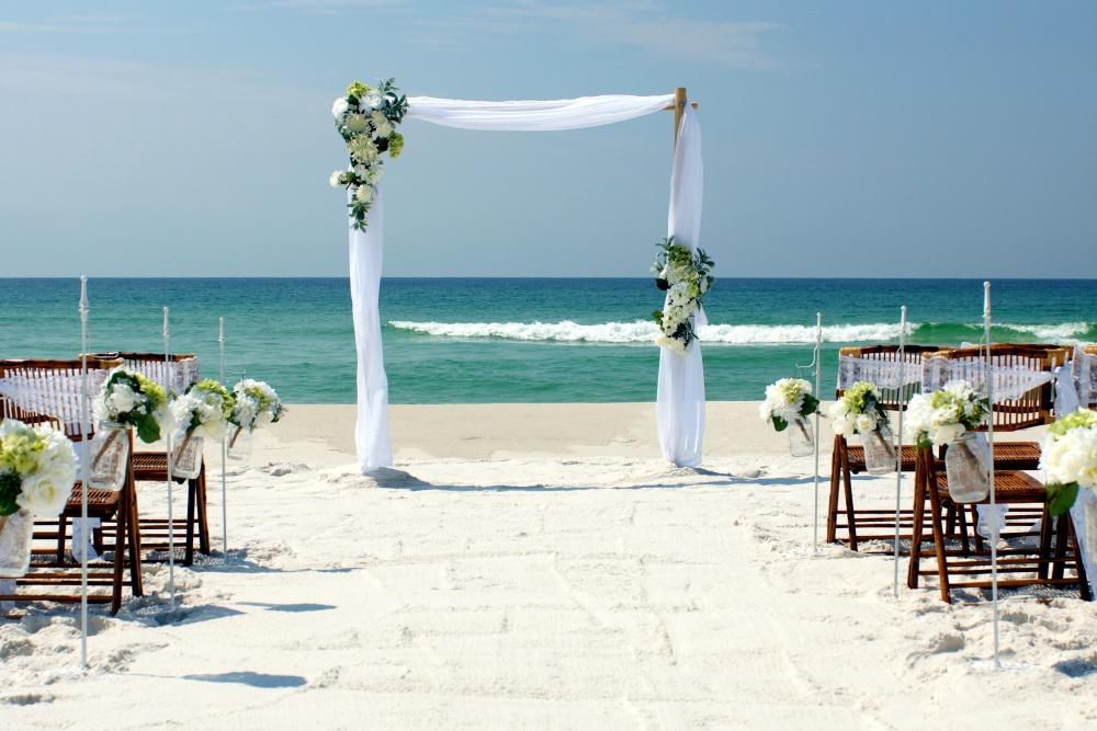 Dream Wedding on Beach