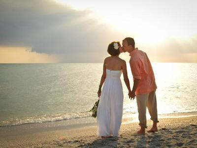Pensacola Sunset Weddings