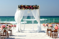 Beach Wedding, Pensacola Beach, Navarre Beach, Perdido Key, Opal Beach.