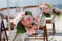 Pensacola Beach Wedding, Navarre, Perdido Key.
