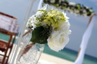 Navarre beach weddings.