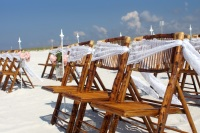 Beach weddings, Navarre Beach, Pensacola, Perdido Key.
