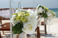 Beach Weddings Pensacola FL-