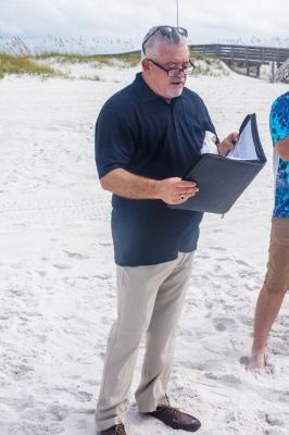 Beach Wedding Planner