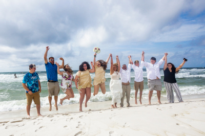 Navarre Beach Wedding