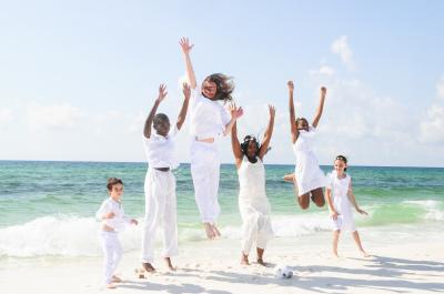 Beach Wedding Pensacola FL