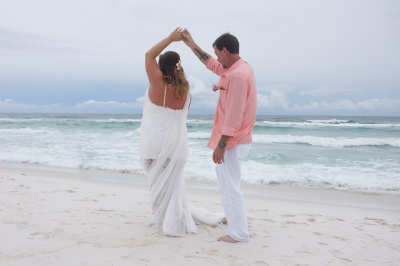 Beach Wedding Pensacola FL