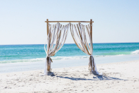 Beach Wedding Pensacola-
