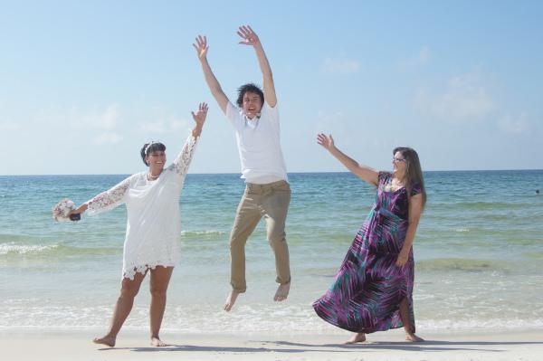Orange Beach Alabama Beach Wedding