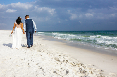 Beach Wedding Navarre Beach