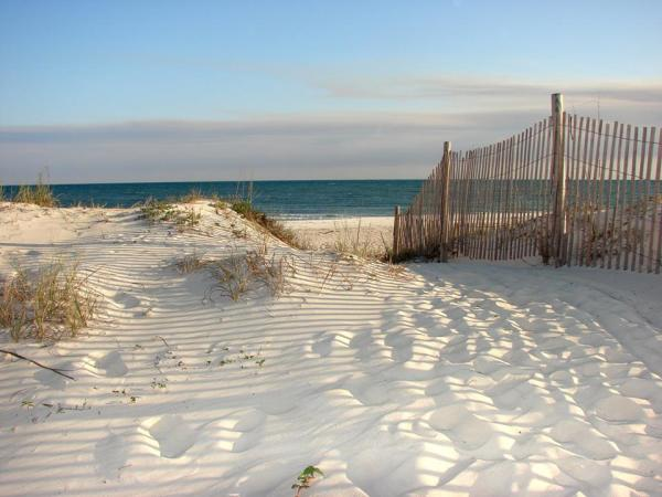 Beach Wedding Perdido Key FL.
