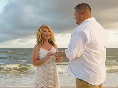 Beach Weddings Perdido Key FL