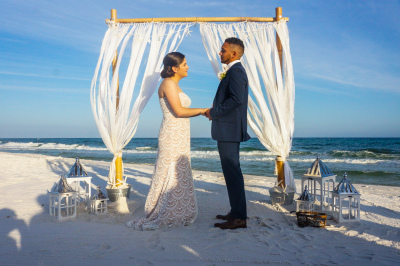 LGBT Pensacola Beach Weddings