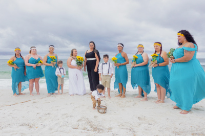 Perdido Key Gay Wedding LGBTQ Beach Weddings