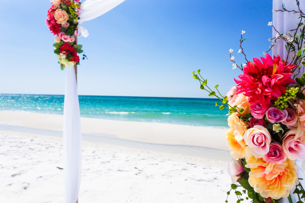 Beach Weddings Pensacola