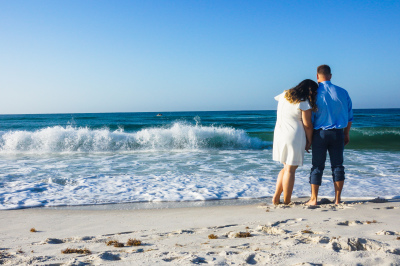 Beach Weddings Perdido Key FL.