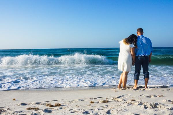 Gay beach weddings Pensacola