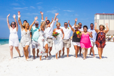 Florida LGBTQ Beach Weddings