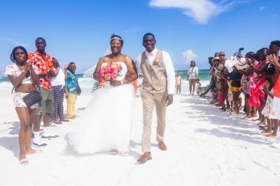 Beach Weddings in Perdido Key, Fl.