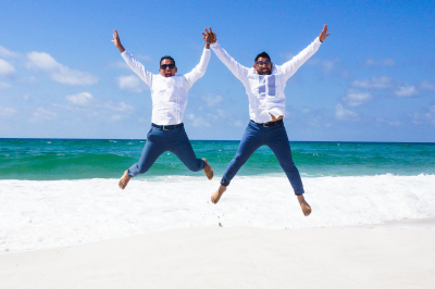 Perdido Key LGBTQ+ Beach Weddings