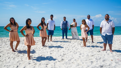 Pensacola Beach Weddings Packages
