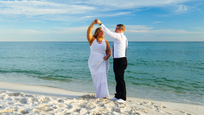 beach wedding packages Navarre