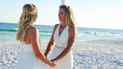 Beach Weddings in Navarre