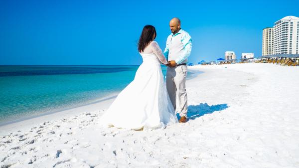 Navarre Beach Weddings