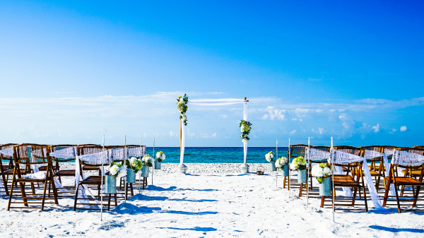 Pensacola Beach Wedding Packages