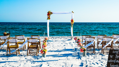 LGBTQ beach weddings