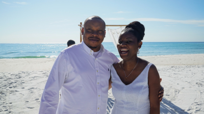 Weddings Pensacola Beach