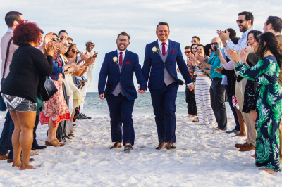 Pensacola Beach Wedding