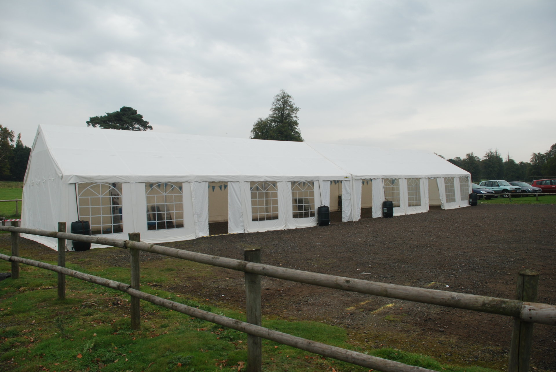 6m x 24m marqueee