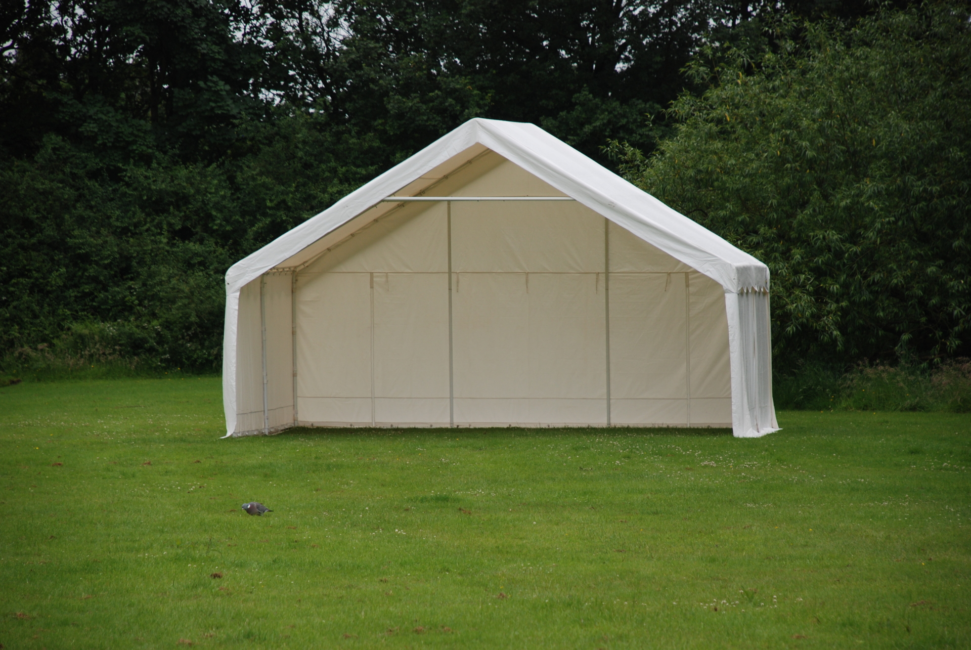 6m x 4m marquee for Gatley Festival