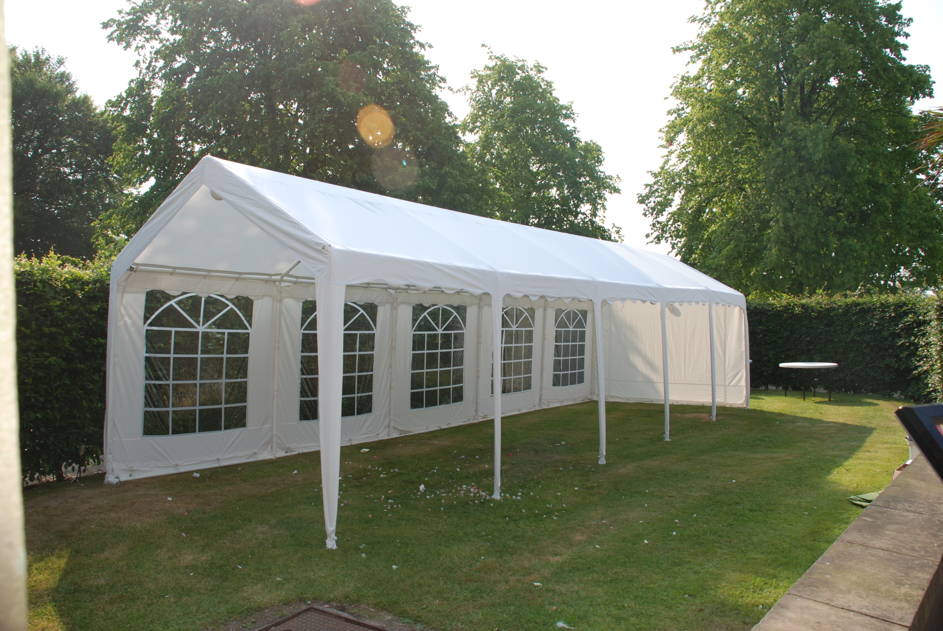 3m x 10m marquee
