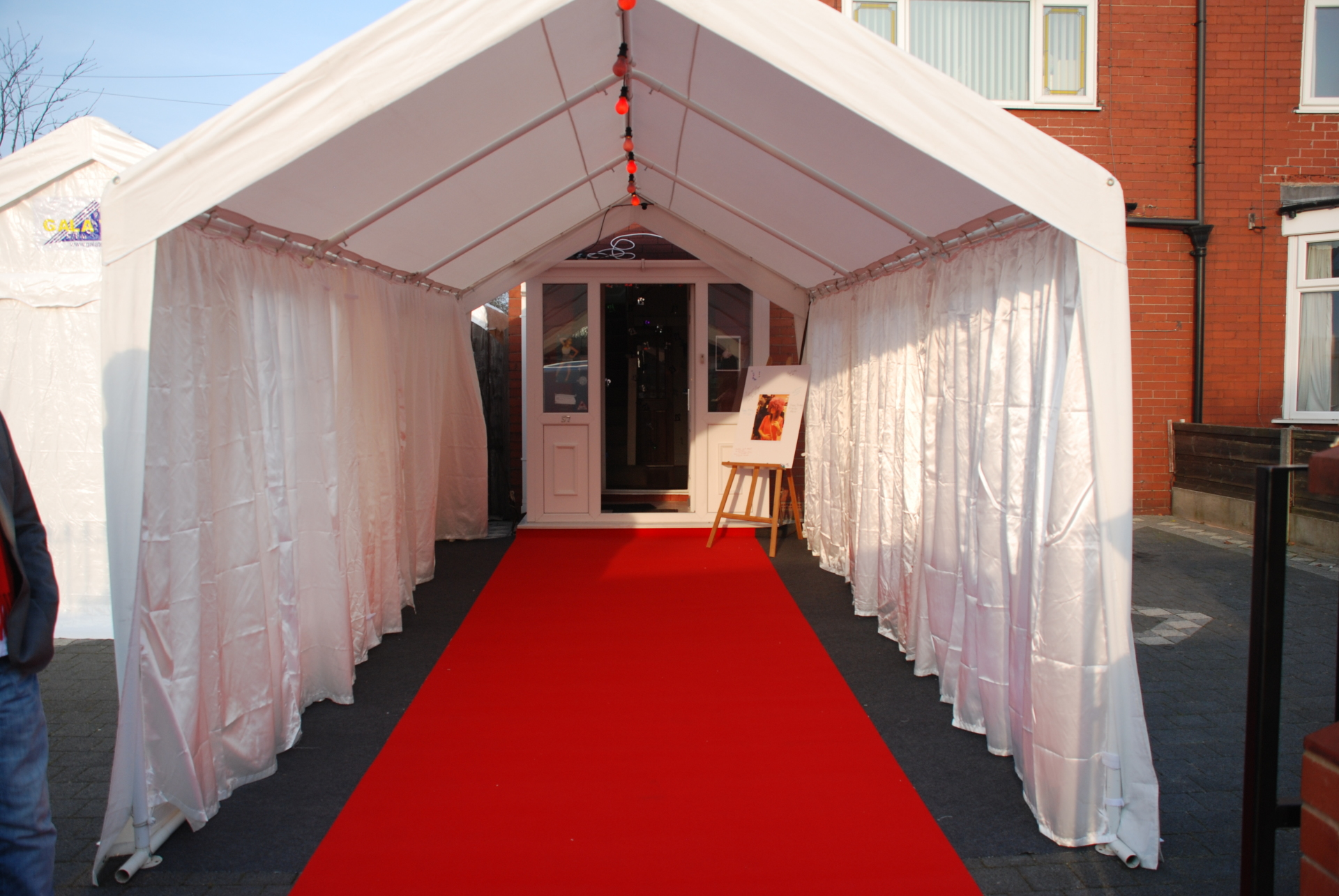 3m x 6m Marquee