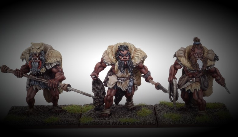 From the Kickstarter to the Tabletop: $60 Ogres