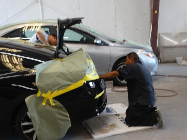 ALT=Bumper repair Fontana CA, Plastic Repair,