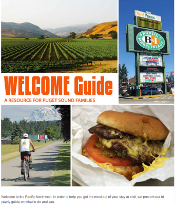 Welcome Guide Publishes This Month