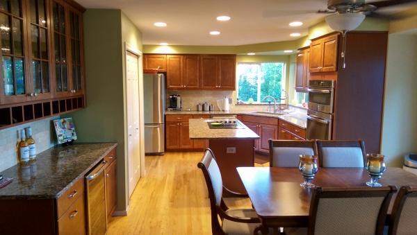 Brown Cabinets_Granite-1