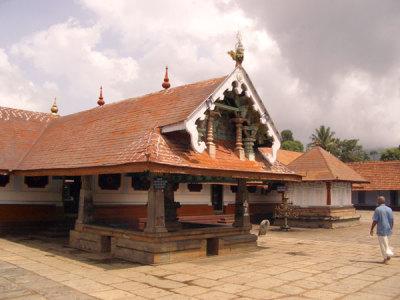 BHAGAMANDALA TEMPLE