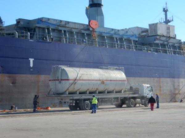Project in Zarzis Port